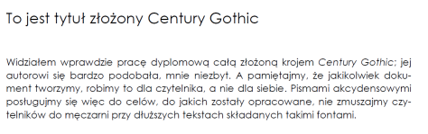 Century G
