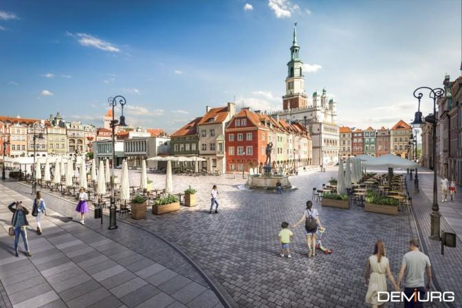 Gorący temat rewitalizacji Starego Rynku w Poznaniu