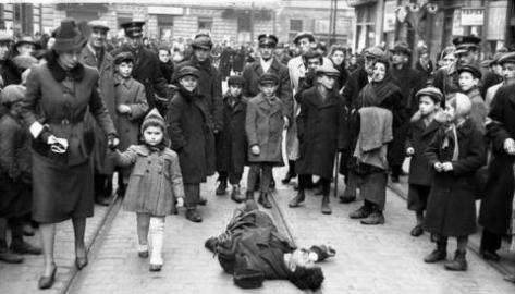 Czy więcej Polaków pomagało Żydom w czasie Holokaustu, czy ich mordowało